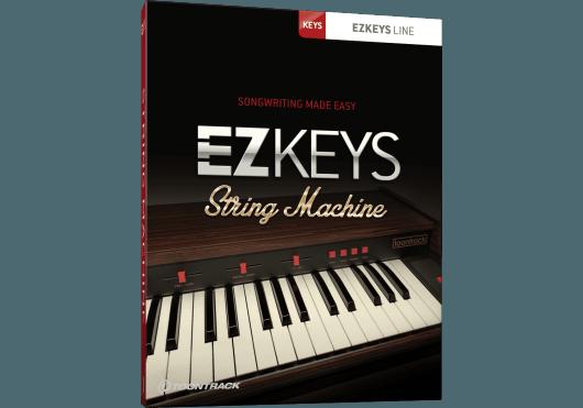 Logiciels - EZ KEYS - LOGICIEL - Toontrack - OTO STRINGSMACHINE - Royez Musik