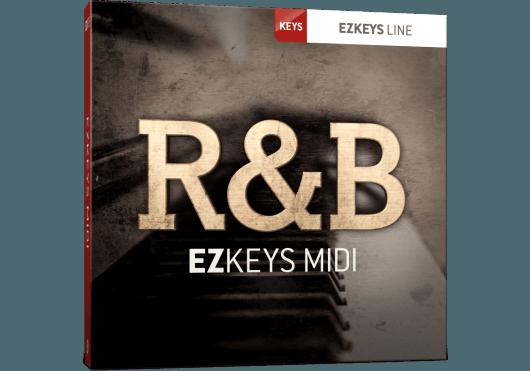 Logiciels - EZ KEYS - PACKS MIDI - Toontrack - OTO TT235 - Royez Musik