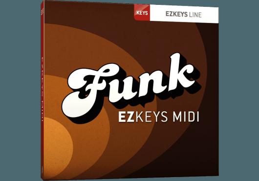 Logiciels - EZ KEYS - PACKS MIDI - Toontrack - OTO TT246 - Royez Musik