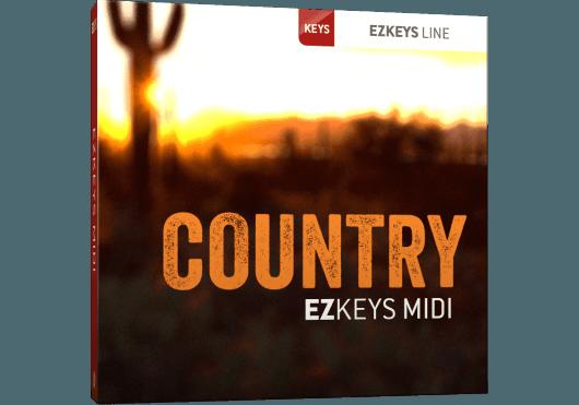 Logiciels - EZ KEYS - PACKS MIDI - Toontrack - OTO TT263 - Royez Musik