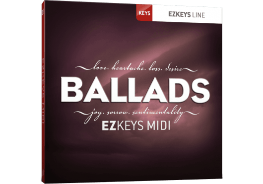 Logiciels - EZ KEYS - PACKS MIDI - Toontrack - OTO TT274 - Royez Musik