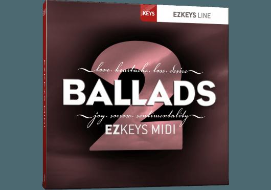 Logiciels - EZ KEYS - PACKS MIDI - Toontrack - OTO TT286 - Royez Musik