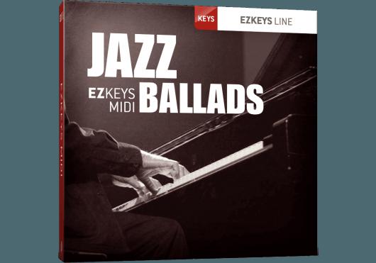 Logiciels - EZ KEYS - PACKS MIDI - Toontrack - OTO TT289 - Royez Musik