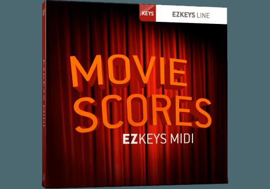 Logiciels - EZ KEYS - PACKS MIDI - Toontrack - OTO TT315 - Royez Musik
