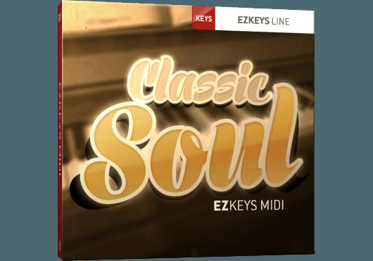 Logiciels - EZ KEYS - PACKS MIDI - Toontrack - OTO TT316 - Royez Musik