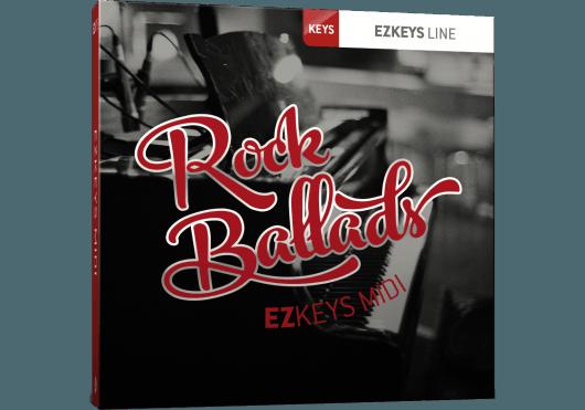 Logiciels - EZ KEYS - PACKS MIDI - Toontrack - OTO TT332 - Royez Musik