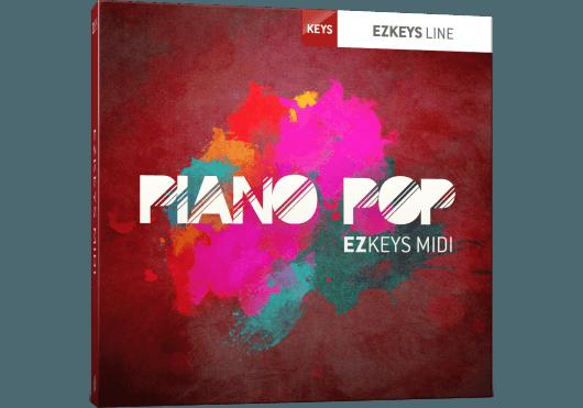 Logiciels - EZ KEYS - PACKS MIDI - Toontrack - OTO TT353 - Royez Musik
