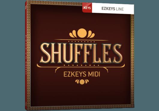 Logiciels - EZ KEYS - PACKS MIDI - Toontrack - OTO TT378 - Royez Musik