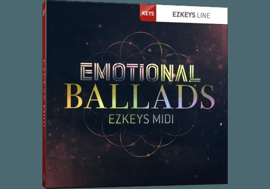 Logiciels - EZ KEYS - PACKS MIDI - Toontrack - OTO TT379 - Royez Musik
