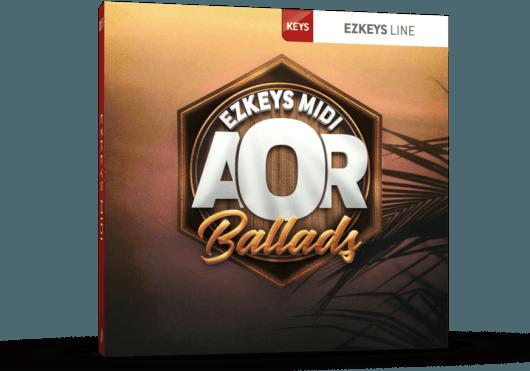 Logiciels - EZ KEYS - PACKS MIDI - Toontrack - OTO TT397 - Royez Musik
