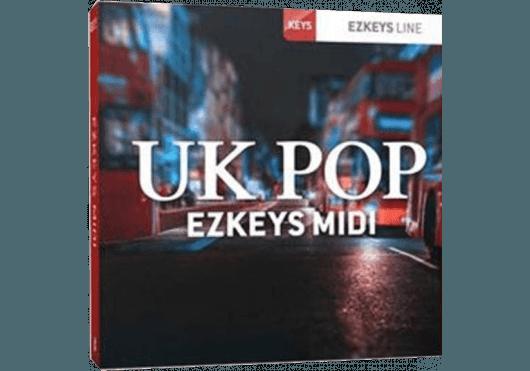 Logiciels - EZ KEYS - PACKS MIDI - Toontrack - OTO TT401 - Royez Musik