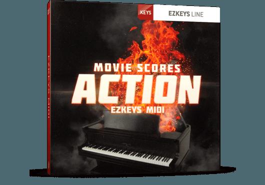 Logiciels - EZ KEYS - PACKS MIDI - Toontrack - OTO TT423 - Royez Musik