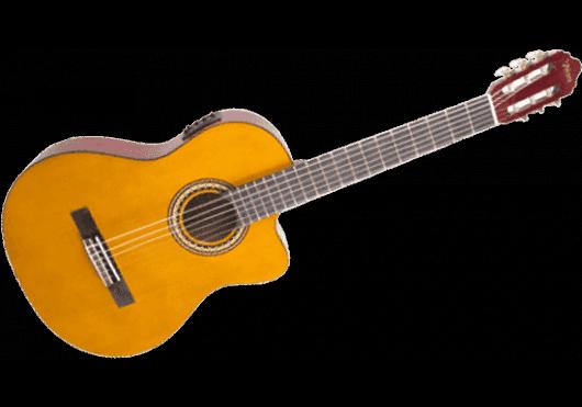 Guitares & Co - GUITARES CLASSIQUES - 4/4 - Valencia - GVA VC254CE - Royez Musik