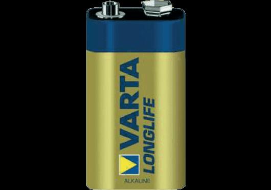 Accessoires - ALIMENTATION & PILES - PILES - Varta - EVA 4122 - Royez Musik