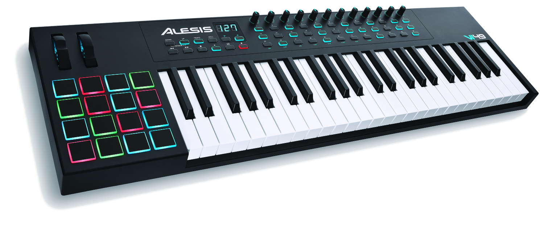 Claviers & Pianos - CLAVIERS - CLAVIERS MAITRES - Alesis - VI49 - Royez Musik