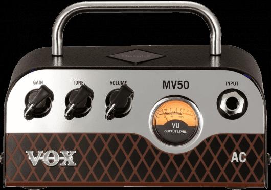 Amplis effets - AMPLIS - GUITARES ELECTRIQUES - MODELISATION - Vox - MVO MV50-AC - Royez Musik