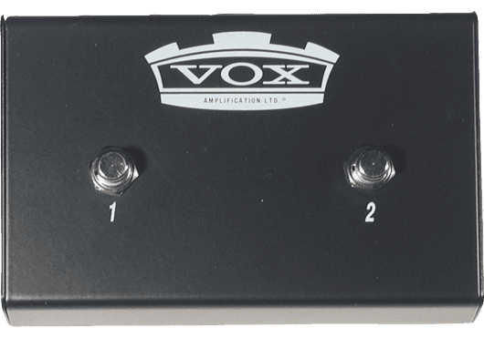 Amplis effets - FOOTSWITCH - Vox - MVO VFS2 - Royez Musik