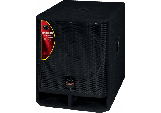 Audio - ENCEINTES & CO - CAISSONS - Wharfedale Pro - SWH EVP-X18B-MKII - Royez Musik