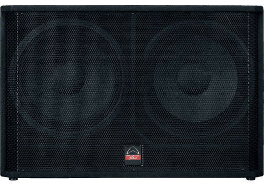 Audio - ENCEINTES & CO - CAISSONS - Wharfedale Pro - SWH EVP-X218B-MKII - Royez Musik