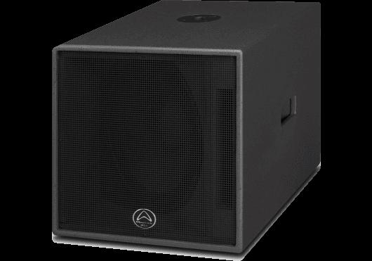 Audio - ENCEINTES & CO - CAISSONS - Wharfedale Pro - SWH TITAN-SUB-A15-MKII - Royez Musik