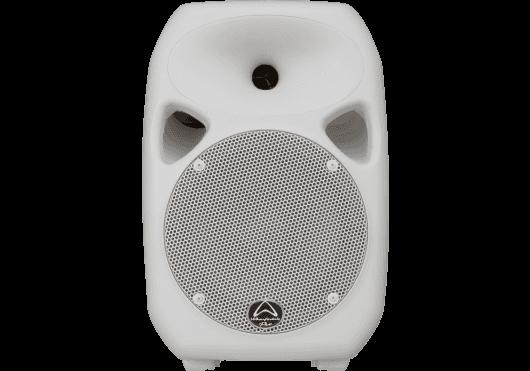 Audio - ENCEINTES & CO - ENCEINTES ACTIVES - Wharfedale Pro - SWH TITAN8-MKII-WH - Royez Musik