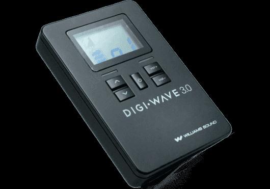 Audio - SYSTEME SANS FIL NUMERIQUE ET WIFI - DIGI-WAVE - DIGI-WAVE - Williams Sound - SWS DLR360 - Royez Musik