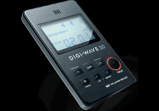 Audio - SYSTEME SANS FIL NUMERIQUE ET WIFI - DIGI-WAVE - DIGI-WAVE - Williams Sound - SWS DLT300 - Royez Musik