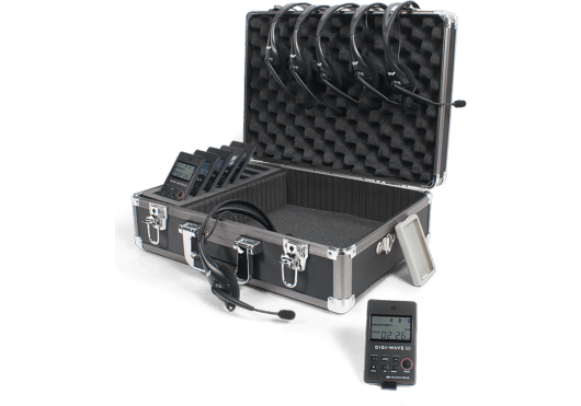 Audio - SYSTEME SANS FIL NUMERIQUE ET WIFI - DIGI-WAVE - DIGI-WAVE - Williams Sound - SWS DWS-COM6-300 - Royez Musik