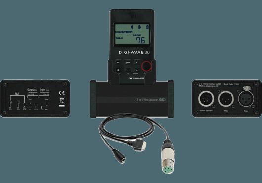 Audio - SYSTEME SANS FIL NUMERIQUE ET WIFI - DIGI-WAVE - DIGI-WAVE - Williams Sound - SWS DWSY2 - Royez Musik