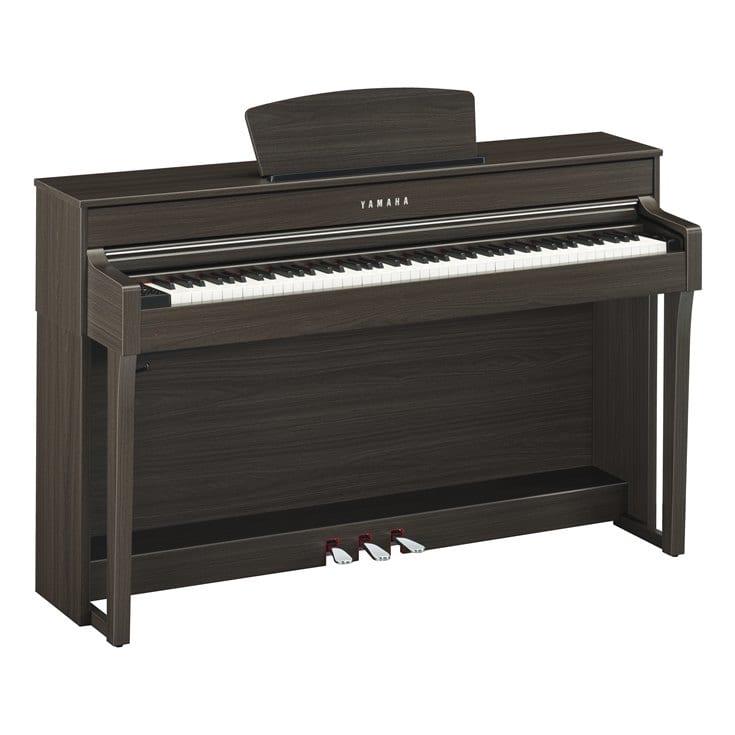 Claviers & Pianos - PIANOS NUMERIQUES - MEUBLE - YAMAHA - CLP-635DW - Royez Musik