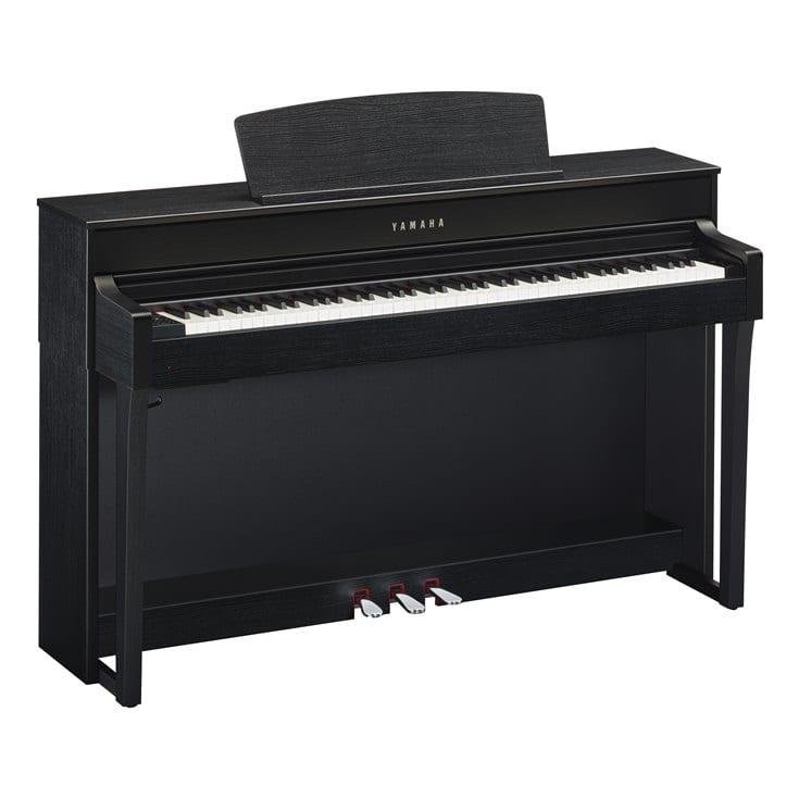 Claviers & Pianos - PIANOS NUMERIQUES - MEUBLE - YAMAHA - CLP-645B - Royez Musik
