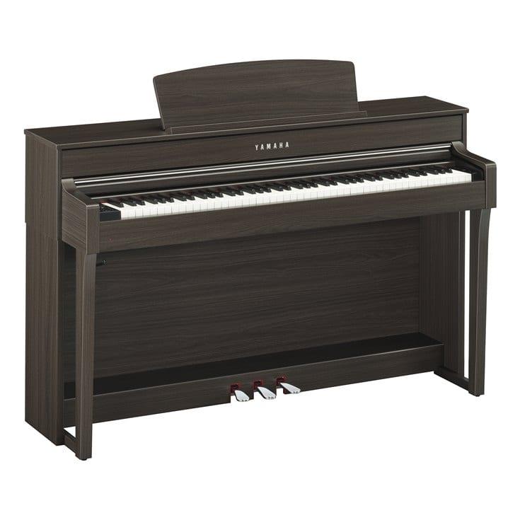 Claviers & Pianos - PIANOS NUMERIQUES - MEUBLE - YAMAHA - CLP-645DW - Royez Musik