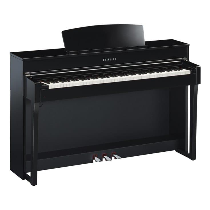 Claviers & Pianos - PIANOS NUMERIQUES - MEUBLE - YAMAHA - CLP-745PE - Royez Musik