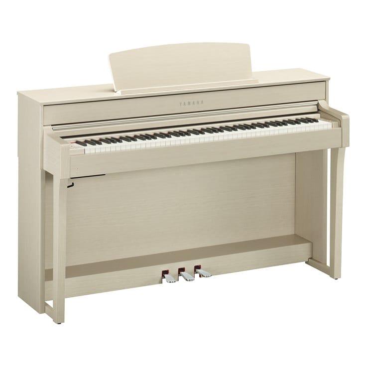 Claviers & Pianos - PIANOS NUMERIQUES - MEUBLE - YAMAHA - CLP-645WA - Royez Musik