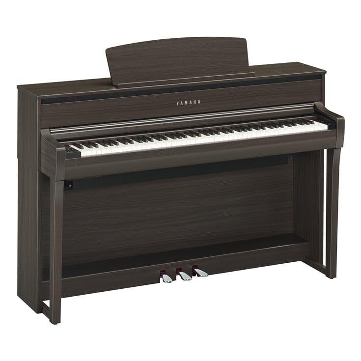 Claviers & Pianos - PIANOS NUMERIQUES - MEUBLE - YAMAHA - CLP-675DW - Royez Musik