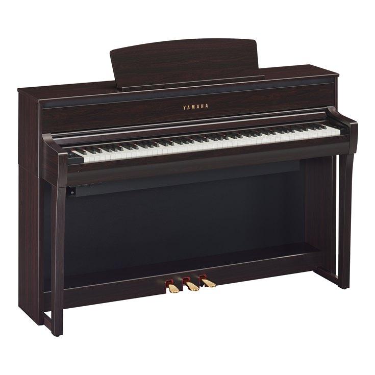 Claviers & Pianos - PIANOS NUMERIQUES - MEUBLE - YAMAHA - CLP-675R - Royez Musik