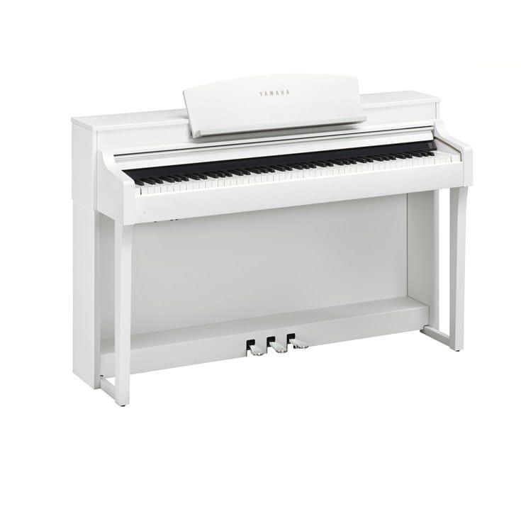 Claviers & Pianos - PIANOS NUMERIQUES - MEUBLE - YAMAHA - CSP-150WH - Royez Musik