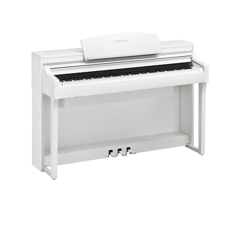 Claviers & Pianos - PIANOS NUMERIQUES - MEUBLE - YAMAHA - CSP-170WH - Royez Musik