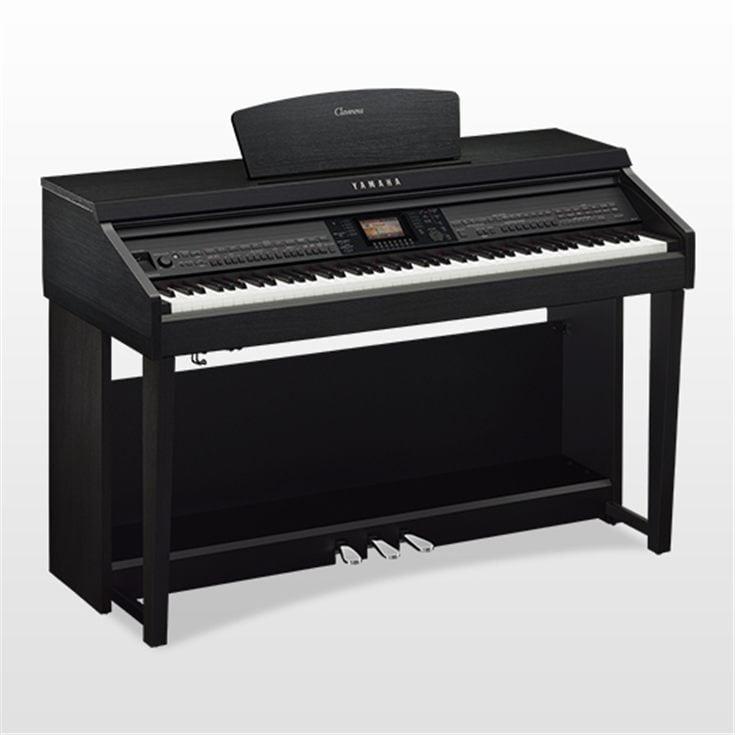 Claviers & Pianos - PIANOS NUMERIQUES - MEUBLE - YAMAHA - CVP-701B - Royez Musik