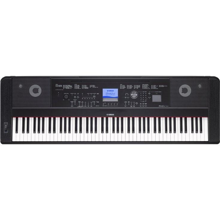 Claviers & Pianos - PIANOS NUMERIQUES - MEUBLE - YAMAHA - DGX-660B - Royez Musik