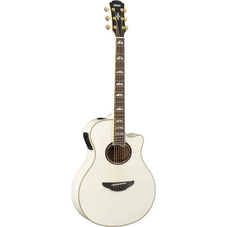 Guitares & co - GUITARES ACOUSTIQUES - 6 CORDES - YAMAHA - GAPX1000CRB - Royez Musik