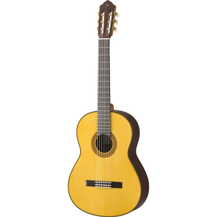 Guitares & co - GUITARES CLASSIQUES - 4/4 - YAMAHA - GCG192S - Royez Musik