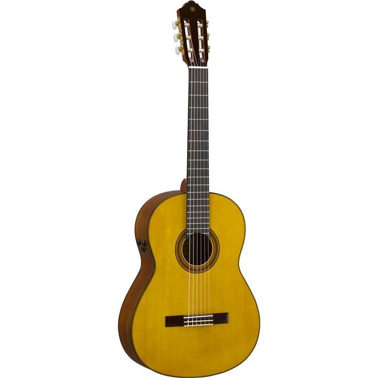 Guitares & co - GUITARES CLASSIQUES - 4/4 - YAMAHA - GCGTANT - Royez Musik
