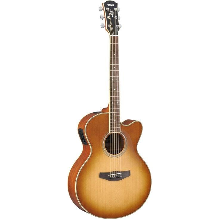 Guitares & co - GUITARES ACOUSTIQUES - 6 CORDES - YAMAHA - GCPX700II - Royez Musik