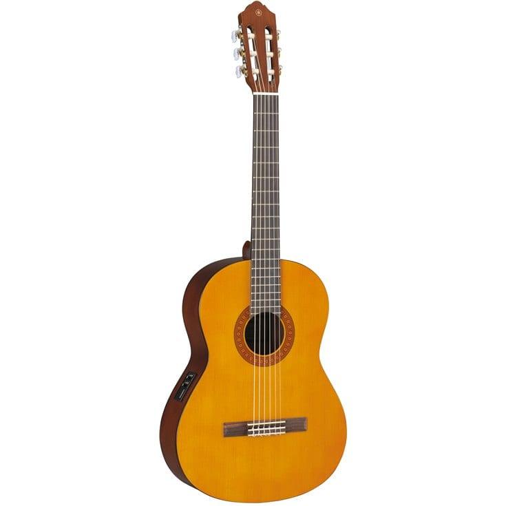 Guitares & co - GUITARES CLASSIQUES - 4/4 - YAMAHA - GCX40II - Royez Musik