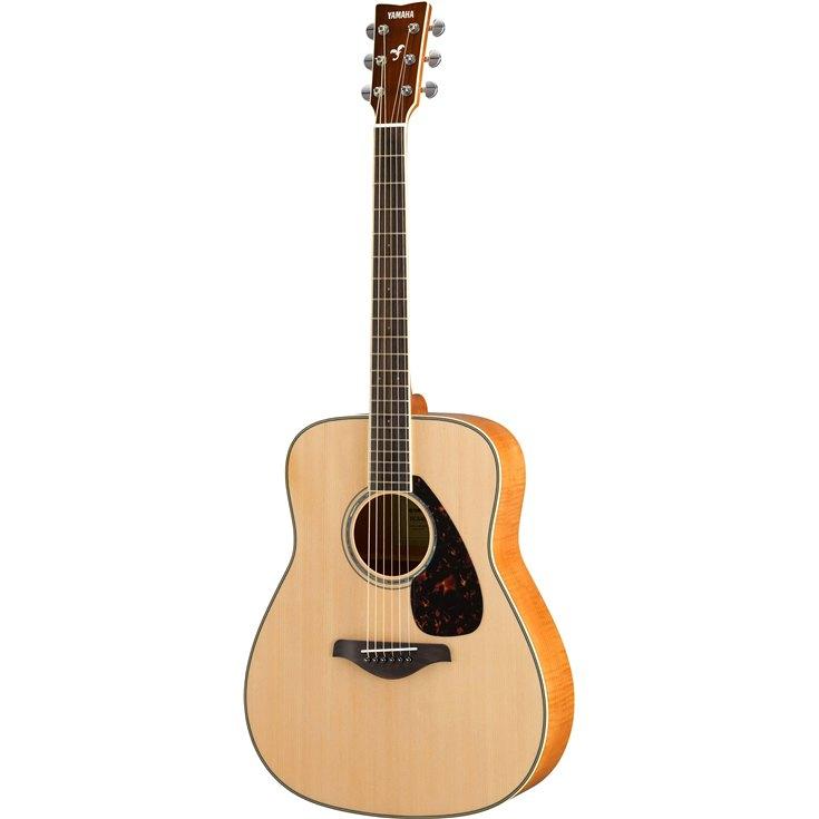 Guitares & co - GUITARES ACOUSTIQUES - 6 CORDES - YAMAHA - GFG840NT - Royez Musik