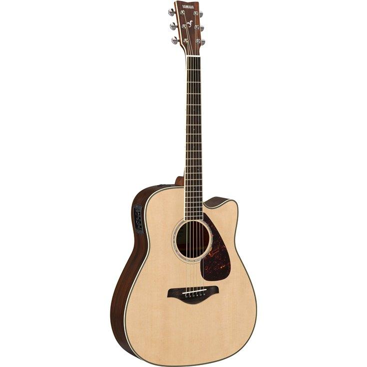 Guitares & co - GUITARES ACOUSTIQUES - 6 CORDES - YAMAHA - GFGX830CNT - Royez Musik