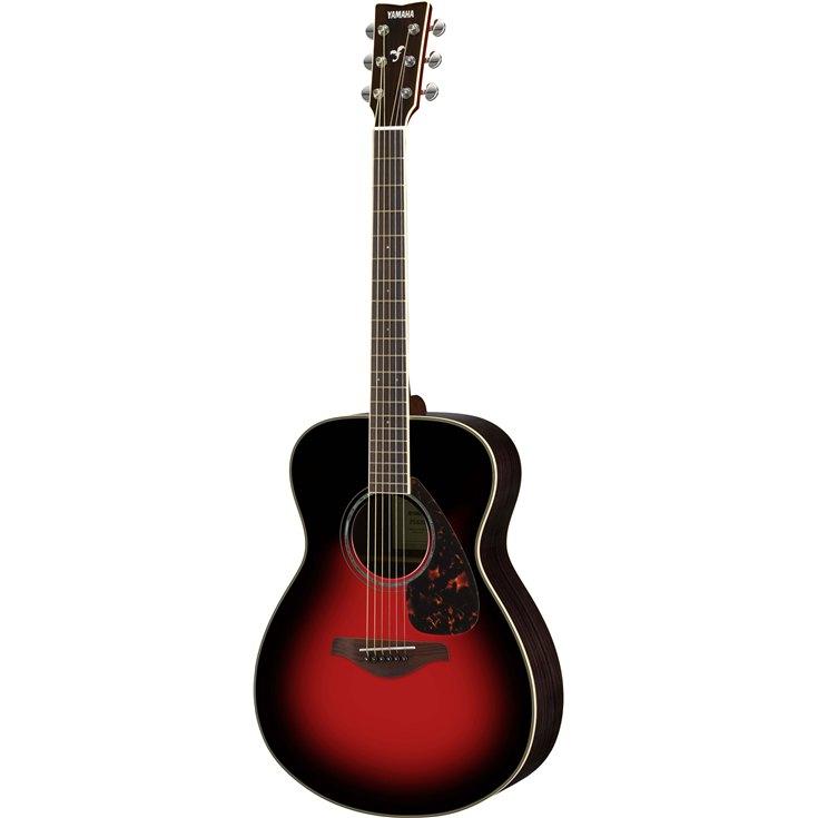 Guitares & co - GUITARES ACOUSTIQUES - 6 CORDES - YAMAHA - GFS830DSR - Royez Musik