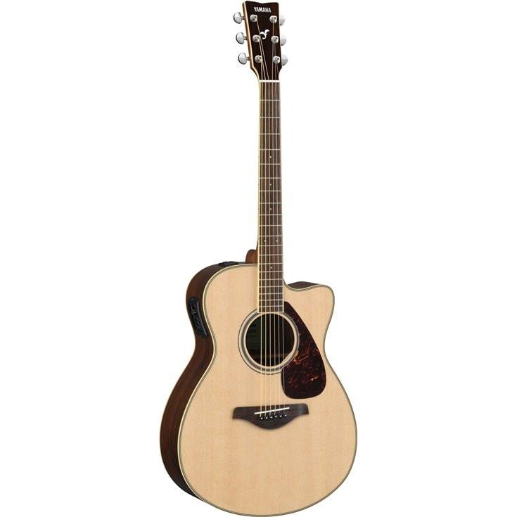 Guitares & co - GUITARES ACOUSTIQUES - 6 CORDES - YAMAHA - GFSX830CNT - Royez Musik