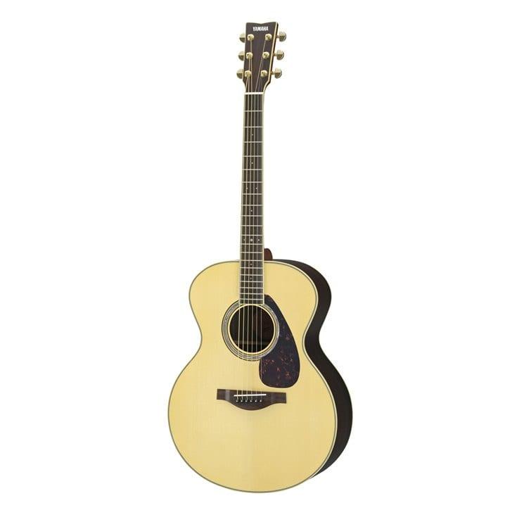 Guitares & co - GUITARES ACOUSTIQUES - 6 CORDES - YAMAHA - GLJ6DTARE - Royez Musik